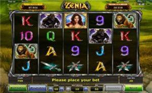 Zenia Queen of War