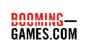 Logo Booming Games