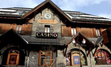 Casino de Megève Mont-Blanc