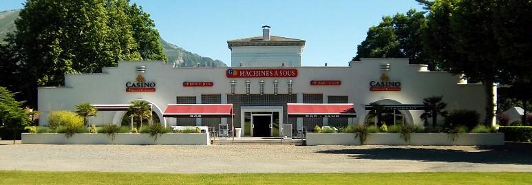 Casino d'Argelès-Gazost