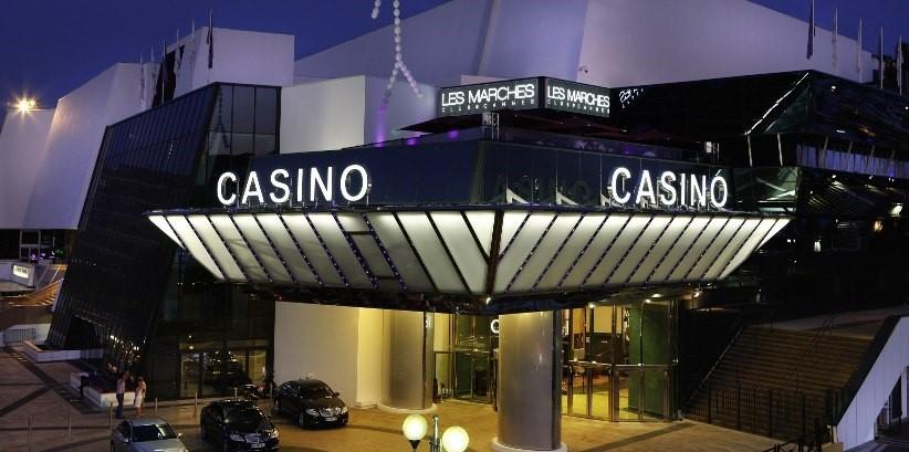 Casino de Cannes à La Croisette